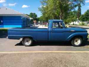 64 ford f-100