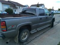 06 GMC Sierra hd2500 LBZ loaded
