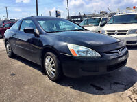 2003 Honda Accord, V6 Coupe (2 door)