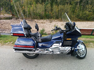 Honda Goldwing 1500 SE 2000