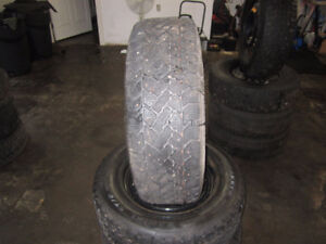 225/60/R16 FIRESTONE STUDDED WITH RIMS 2009 HONDA CRV
