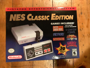 Selling Brand New Authentic NES Classic