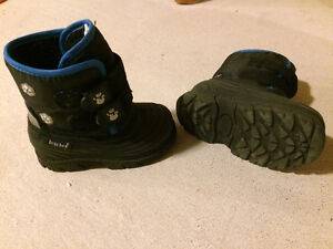 VGUC Toddler Boys Boots