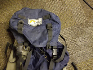LOWE ALPINE SYSTEMS BACKPACK CERRO TORRE