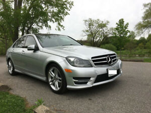 2014 Mercedes-Benz C300 (Private Ad)