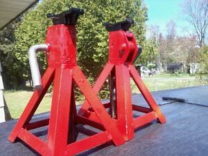 ....AXLES  STANDS     CELL   705-498-1049