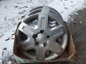 2008 to present Dodge CaravanOEM Rims with TPMS, tires and caps