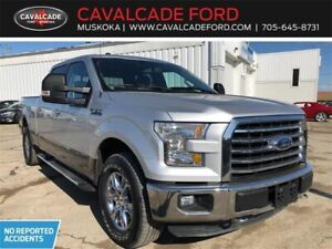 "2016 Ford F-150 4x4 - Supercrew XLT - 157"" WB"