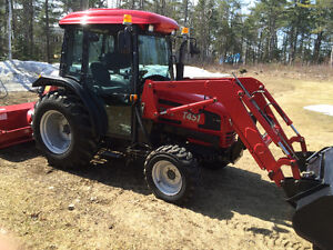 TYM 45 hp Tractor Package For Sale