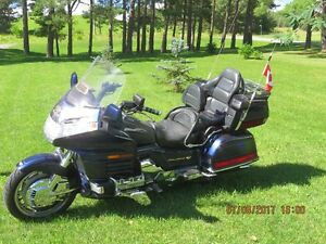 2000 Honda Goldwing Aniversary