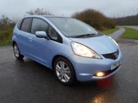 2011 60 HONDA JAZZ 1.3 I-VTEC EX 5D 98 BHP ** YES ONLY 29K , FULL GLASS ROOF ,