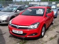 Vauxhall/Opel Astra 1.7CDTi ( 110ps ) Sport 2009 SXi ecoFLEX DIESEL 3 DOOR