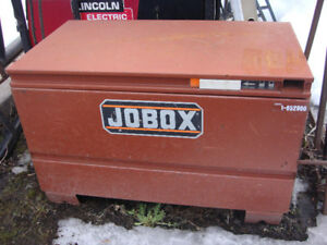 Steel Job Box