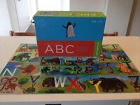 Jigsaw Crocodile Creek Animal ABC Floor Puzzle kids play fun kids