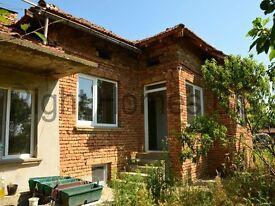3 bedroom house in Maslarevo, Bulgaria. Ready to move in £4800