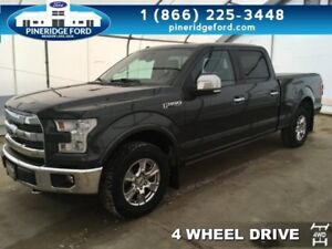 2015 Ford F-150 LARIAT  - Leather Seats -  Bluetooth - $263.82 B