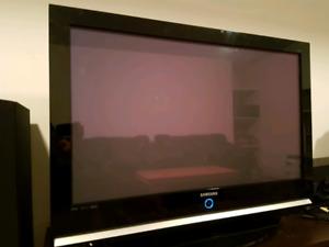 TV Samsung 42 po