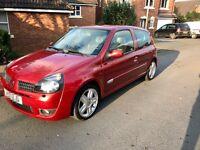Renault Clio Sport 2.0L 172BHP