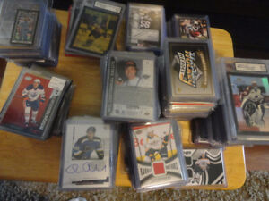 Massive 150,000 Sportscard Lot Almost ALL Insert Jersey Auto etc