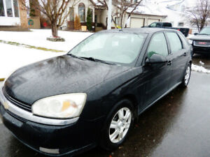 2004 Chevy Malibu Maxx Hatchback , 280kms , great running car ,
