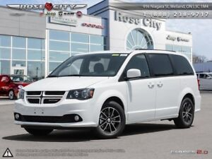 2018 Dodge Grand Caravan GT  - Navigation - *