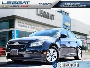 2014 Chevrolet Cruze 1LT LOW KMS READY FOR SUMMER FUN