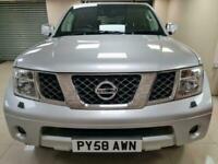 Nissan Pathfinder 2.5 dCi Aventura 4X4 7 Seater DIESEL WARRANTY 12 MONTHS MOT