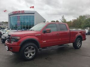 2014 Ford F-150 FX4 / Super Crew / NAV