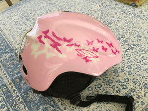 Pink Smith Ski Helmet
