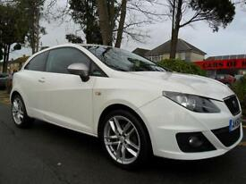 SEAT IBIZA 1.4 SPORTCOUPE FRAUTO 2010 COMPLETE WITH M.O.T HPI CLEAR INC WARRANTY