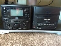 Philips mini cd stereo system