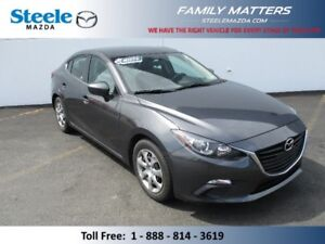 2014 Mazda MAZDA3 GS-SKY-ACTIV OWN FOR $113 -WEEKLY WITH $0 DOWN