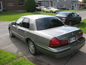 2003 Mercury Grand Marquis lse Sedan