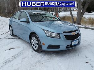 2012 Chevrolet Cruze Turbo/Remote start/Bluetooth