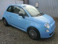 2013 Fiat 500 1.2 Pop 3dr [Start Stop] 30 ROAD TAX - FSH Hatchback Petrol Manu