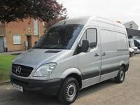 2008 08-REG Mercedes Benz Sprinter 315CDI SWB HIGH ROOF. RARE VAN