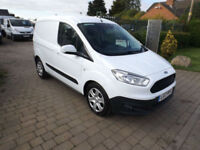 2017 17 Ford Transit Courier, Trend, Air Con