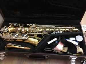 Yamaha YAS-23 Alto-Saxophone JAPAN with Case & Accessories