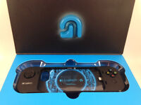 Logitech PowerShell G550 Game Controller w/Battery iPhone 5/5S