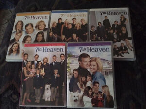 7th Heaven Seasons 5,6,9,10,11 all for $35