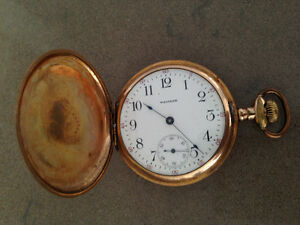 Vintage- WALTHAM Pocket Watch