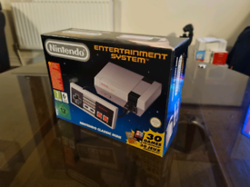 Nintendo Classic Mini: NES - Used but great condition!