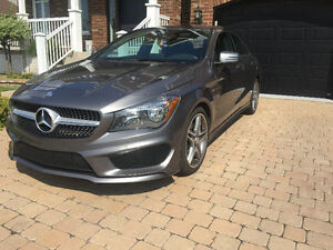 2015 Mercedes-Benz CLA250 4MATIC SPORT TRANSFER DE BAIL LOCATION