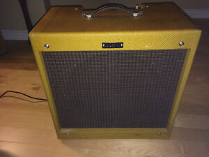 Deluxe 5e3 Tweed 1x15 Handmade combo like fender Kitchener / Waterloo Kitchener Area image 1