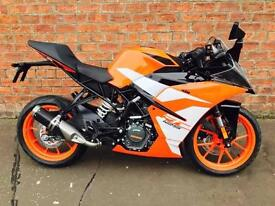 *SPECIAL OFFER* 2017 KTM RC 125 only £3599 save £700