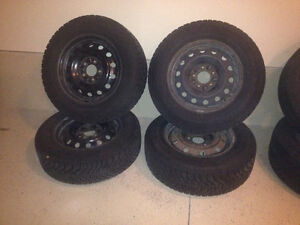 Winter tires for Chevy Venture