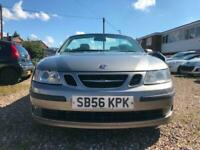 SAAB 9-3 1.9 TiD VECTOR CONVERTIBLE LEATHERS SERVICE HISTORY FREE DELIVERY!!!!!!