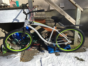 Simple Single Cruiser Bike For Sale