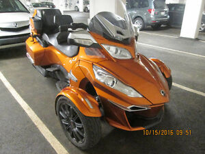 CAN AM SPYDER RT-S SE6 2014