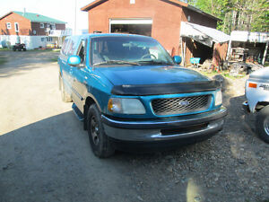 1997 Ford F-150 Pickup Truck for  parts